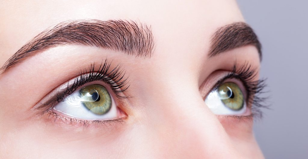 Get the perfect eyebrows with microblading!