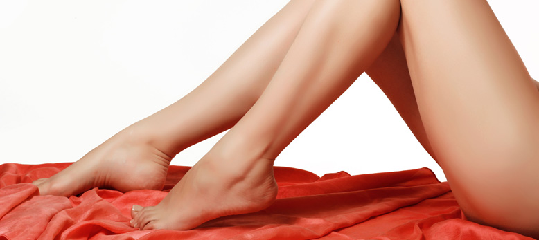 Waxing is one of several spa treatments I offer at Elkes Day Spa in Ramstein.